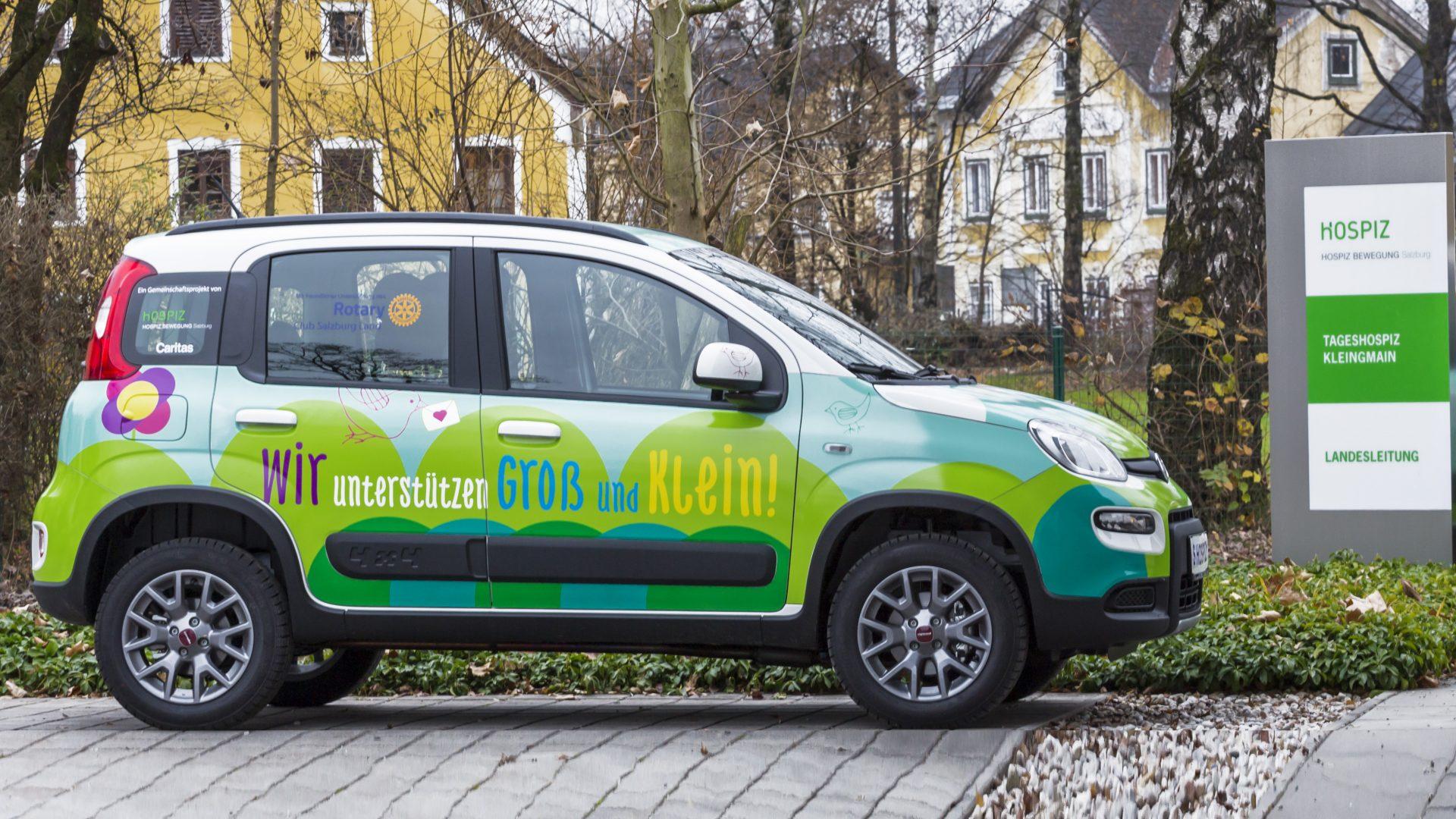 scheuer | agentur für dialog – Papageno | mobiles Kinderhospiz der Hospiz-Bewegung Salzburg