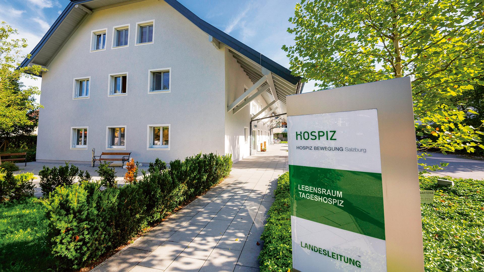 HOSPIZ-BEWEGUNG Salzburg