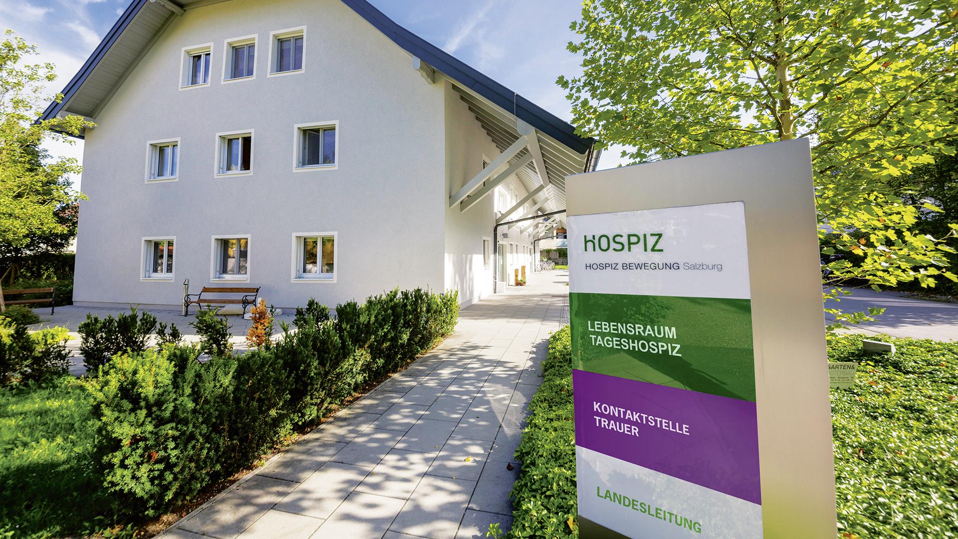 scheuer | agentur für dialog – Hospiz-Bewegung Salzburg